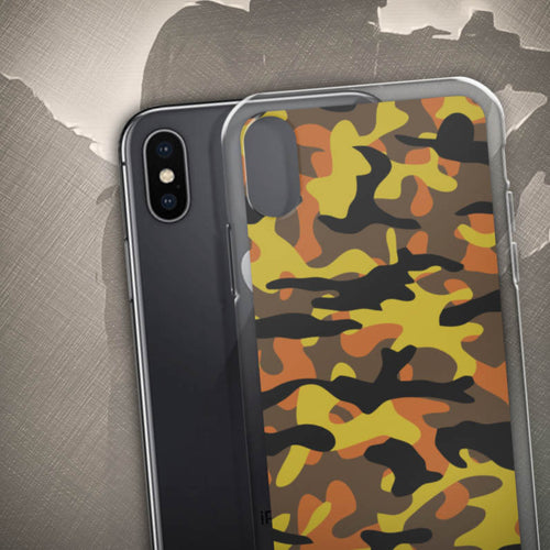 Fall Camo iPhone Cases