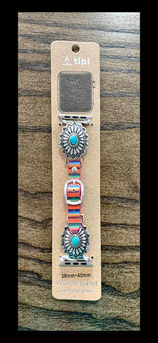 TURQUOISE STONE WATCH BAND