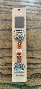 WAGON WHEEL WATCH BAND