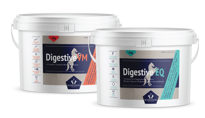 Bundle Pack - Digestive EQ & Digestive VM 4kg Tubs
