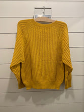Load image into Gallery viewer, Aymara Cherryl Crew Neck Sweater