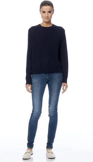 360 Cashmere Celeste Crew Neck Sweater