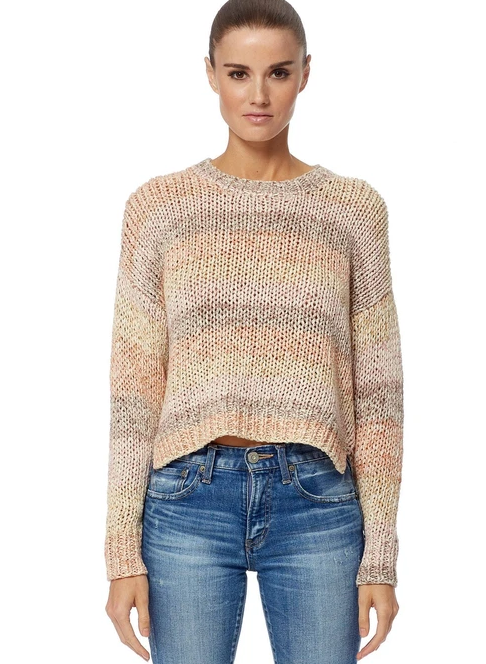 360 Cashmere Celestia Stripe Sweater