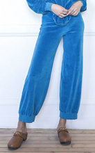 Load image into Gallery viewer, Suzie Kondi Harem Pant-Aegean Velour