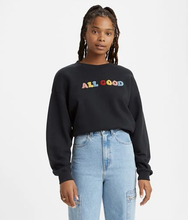 Load image into Gallery viewer, Levi's Graphic All Good Crewneck Sweatshirt