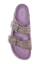 Load image into Gallery viewer, Isabel Marant Etoile Lennyo Suede Sandals