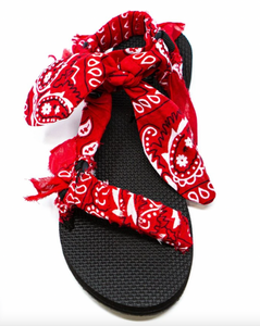 Arizona Love Chou Bandana Sandal