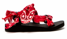 Load image into Gallery viewer, Arizona Love Chou Bandana Sandal