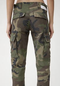 Re/Done Camo Cargo Pant