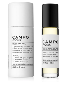 Campo Beauty Focus Roll On Oil
