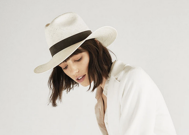 Janessa Leone Marcel Packable Hat