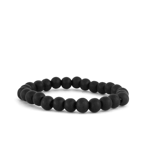 Faith Black Bracelet Set
