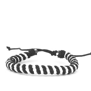 Black & White Simple Bracelet