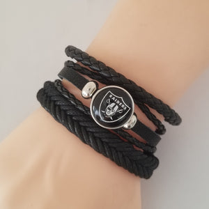 Raiders Bracelet Set