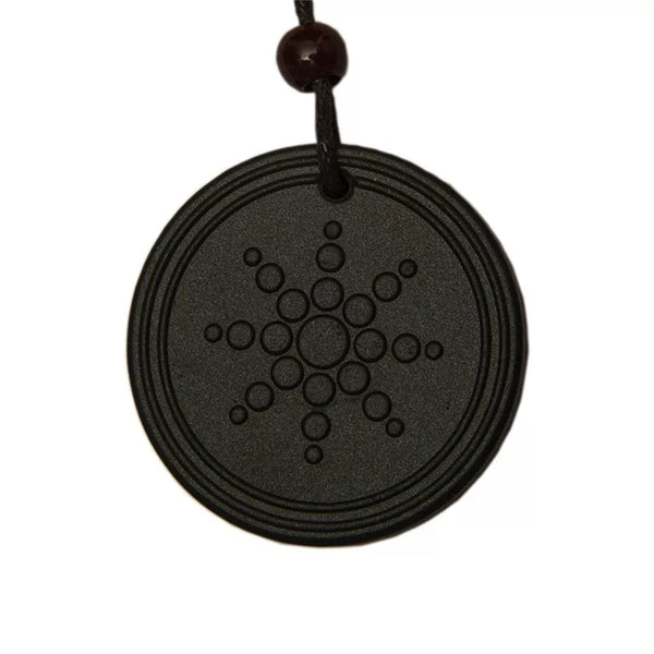 Quantum Energy Pendant Necklace