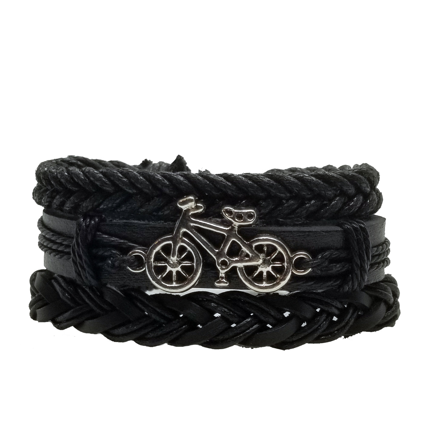 Bicycle Multilayer Bracelet Set