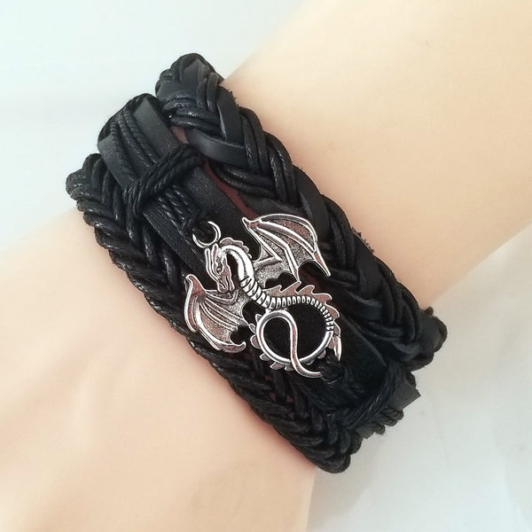 Dragon Multilayer Bracelet Set