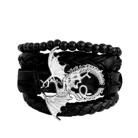 Mystic Dragon Bracelet Set