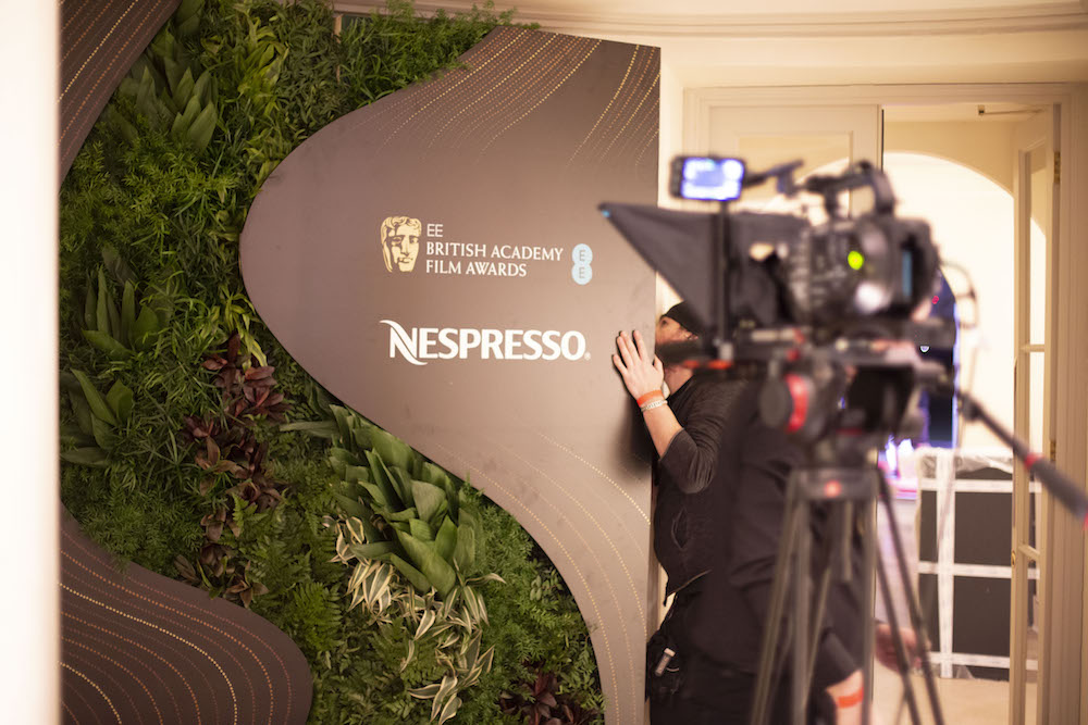 The Official BAFTA Nespresso Nominees Party