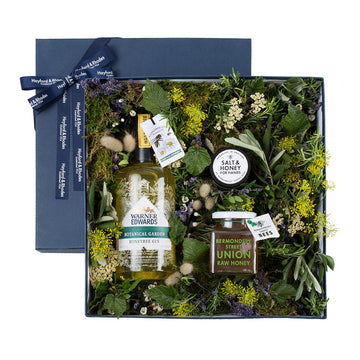 The Bee Botanical Gift Set