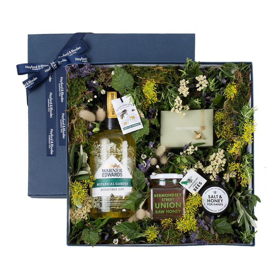 The Luxe Bee Botanical Gift Set