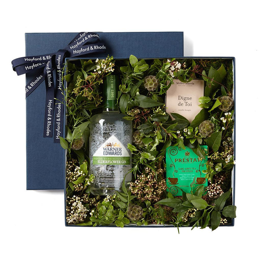 The Secret Garden Botanical Gift Set
