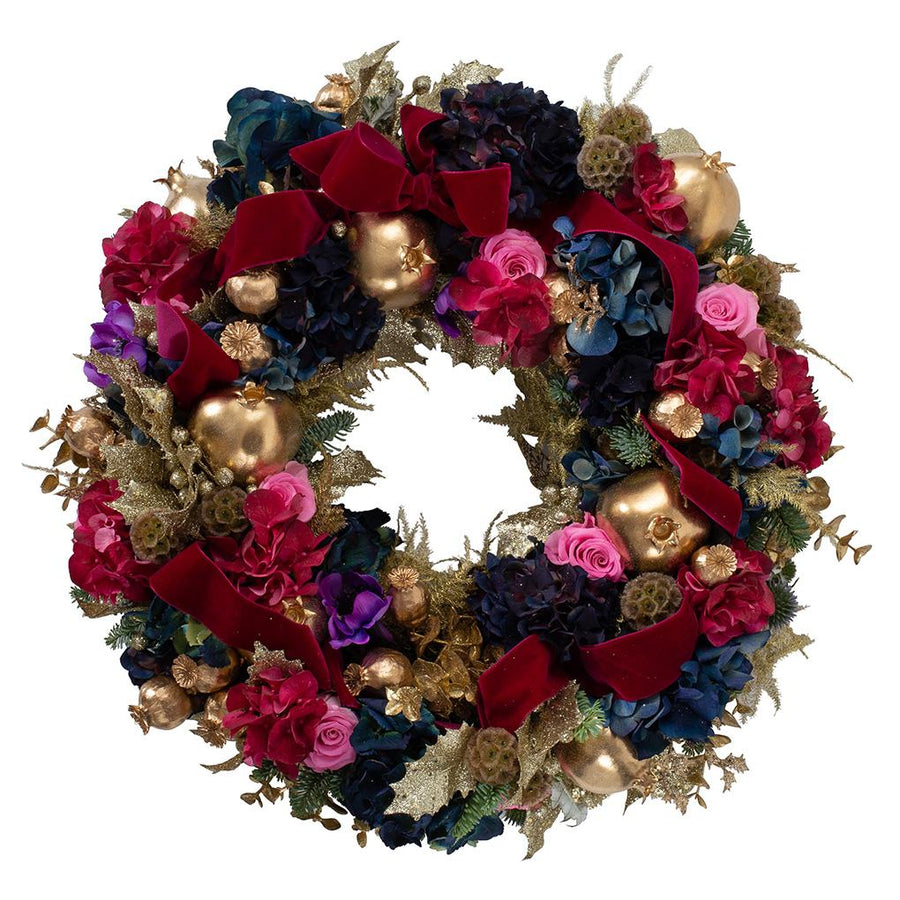 The Luxe Door Wreath
