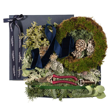 The Door Wreath Making Kit - Hayford & Rhodes International
