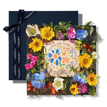The Flower Press Botanical Gift Set