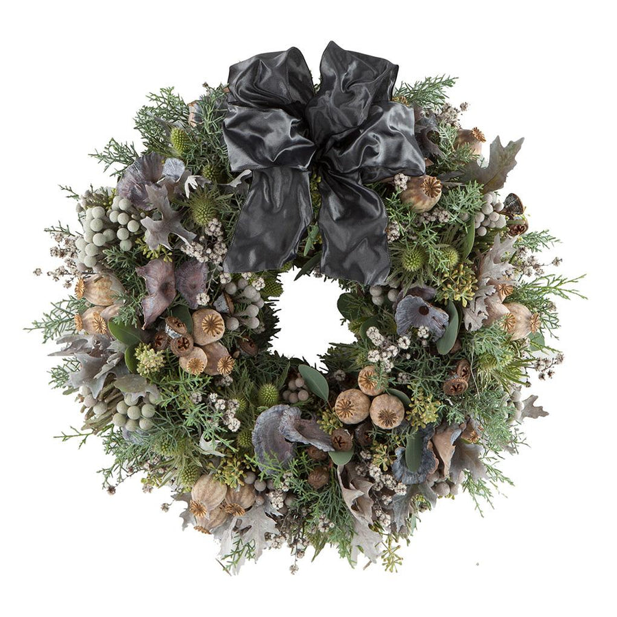 The Scandi Door Wreath