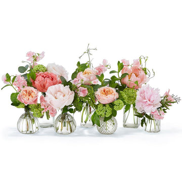 The Apothecary Bud Vase Set - 'Arranged By You'