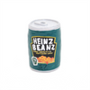Ceramic can of baked beans
