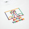 Better Together Tee (White)