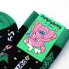 Jumbo Socks (Black)