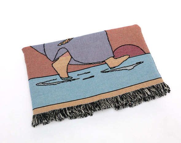 Maria Medem Woven Throw
