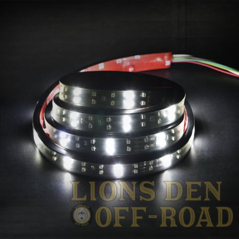 Dual Row LED Tailgate Strip Brake Lights
