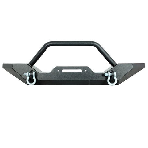 PARAMOUNT AUTOMOTIVE HD ROCK CRAWLER FRONT BUMPER | 1997-2006 JEEP TJ