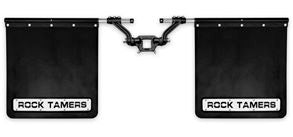"ROCK TAMERS MUD FLAPS 2.5"" RECEIVERS"