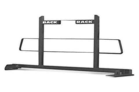 1988-1998 CHEVY STEPSIDE BACK RACK - BLACK FRAME ONLY HARDWARE REQUIRED