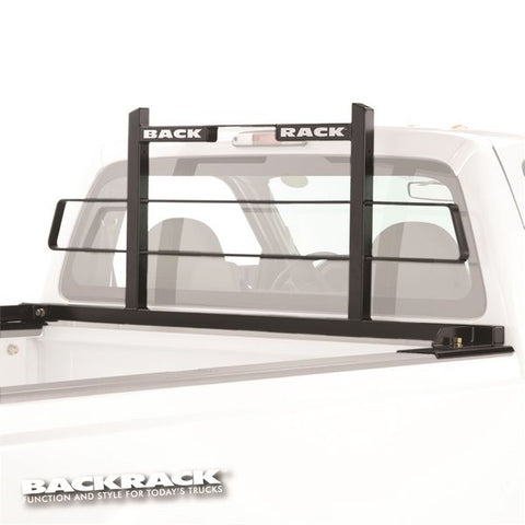 1999-2006 CHEVY/GMC BACKRACK | BLACK FRAME ONLY HARDWARE REQUIRED