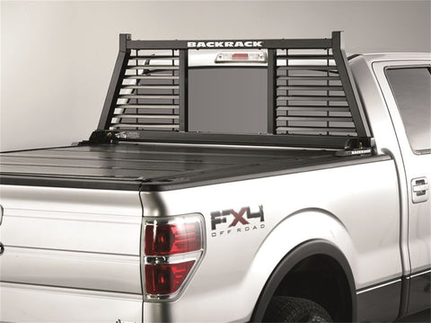 2004-2018 FORD F150 HALF LOUVERED BACKRACK