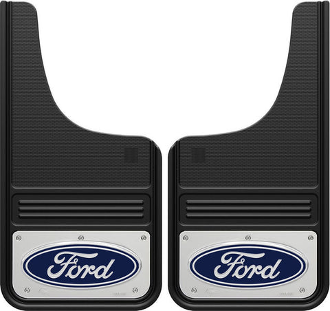 GATORBACK FORD MUD FLAPS - BLUE