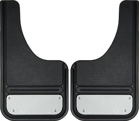 GATORBACK MUD FLAPS - CHROME