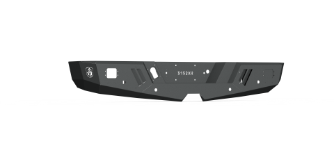 ROAD ARMOR SPARTAN REAR BUMPER SATIN BLACK | 2015-2019 SILVERADO 2500HD/3500HD