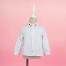 Elsie Shirt with Chirpy Collar