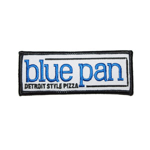 Blue Pan Detroit Style Pizza Patch