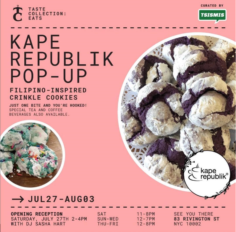 KAPE REPUBLIK POP UP