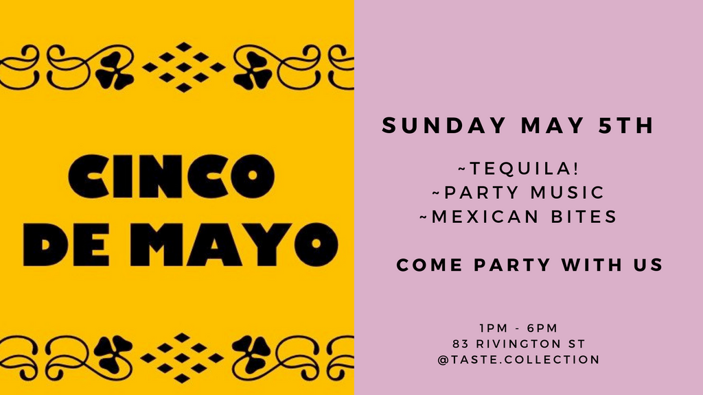 Cinco De Mayo Day Party!