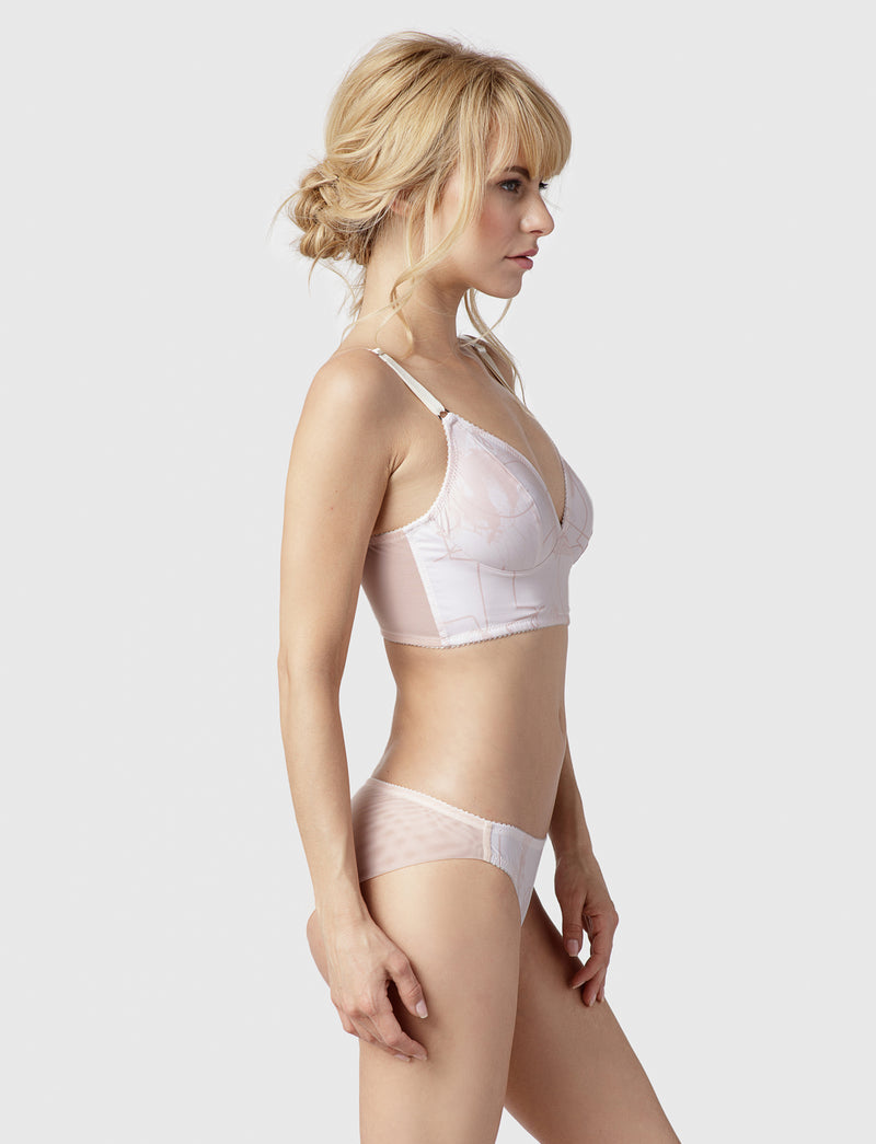 Fortnight Willow Longline Bra