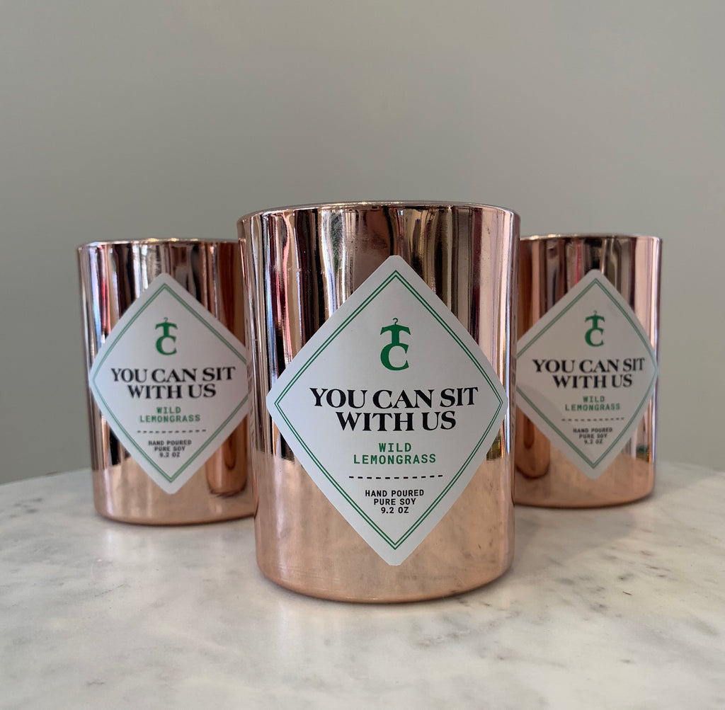 TCNY Scented Candles